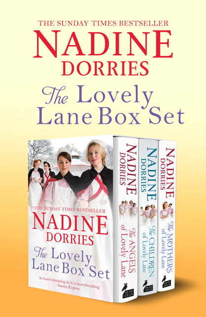 The Lovely Lane Box Set, Nadine Dorries