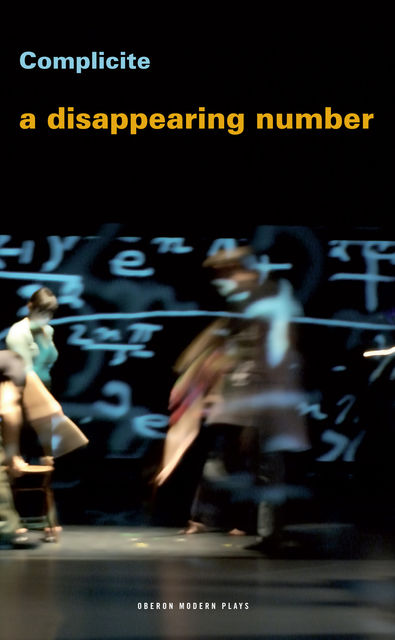 A Disappearing Number, Simon McBurney