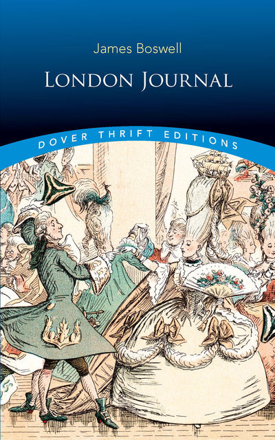 London Journal, James Boswell
