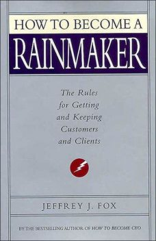 How to Become a Rainmaker, fox, Jeffrey