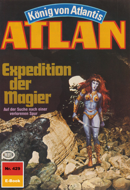 Atlan 429: Expedition der Magier, Marianne Sydow