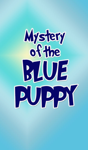 Mystery Of The Blue Puppy, Jupiter Kids