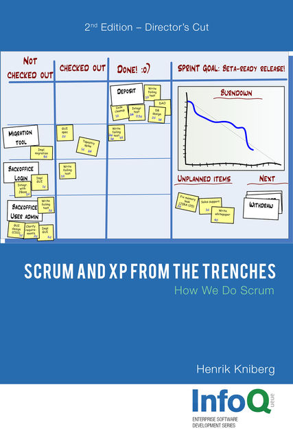 Scrum and XP from the Trenches – 2nd edition, Henrik Kniberg