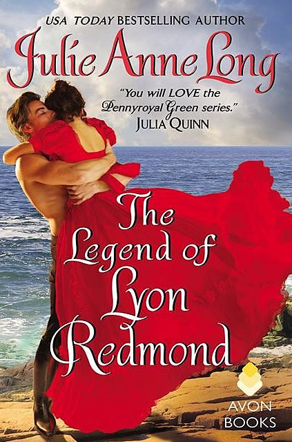 The Legend of Lyon Redmond, Julie Anne Long
