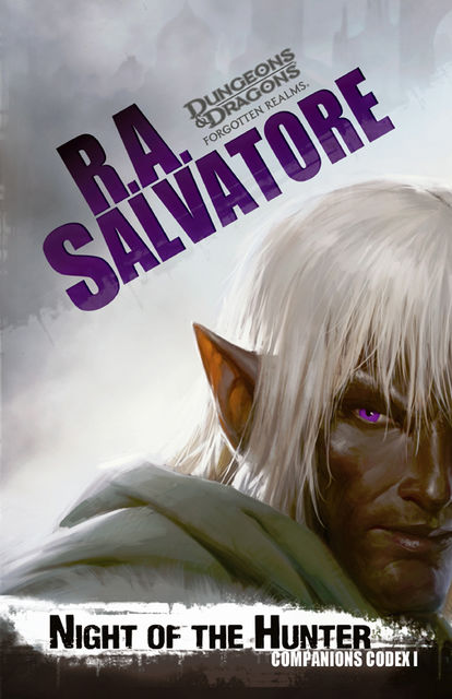 Night of the Hunter, R.A.Salvatore