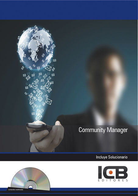 Community Manager, ICB Editores