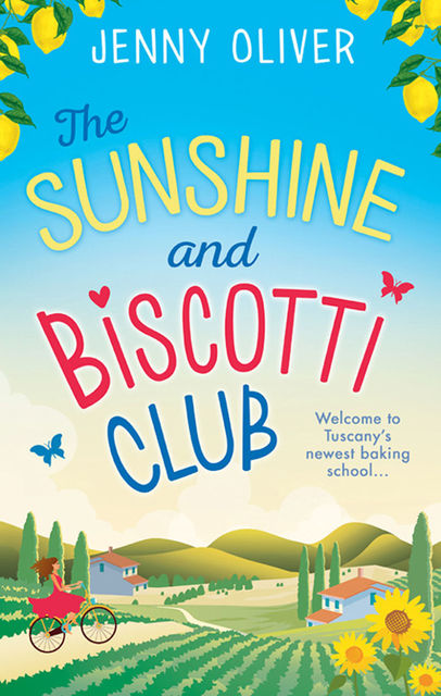 The Sunshine and Biscotti Club, Jenny Oliver