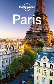 Paris City Guide, Lonely Planet