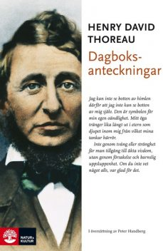 Dagböcker, Henry David Thoreau