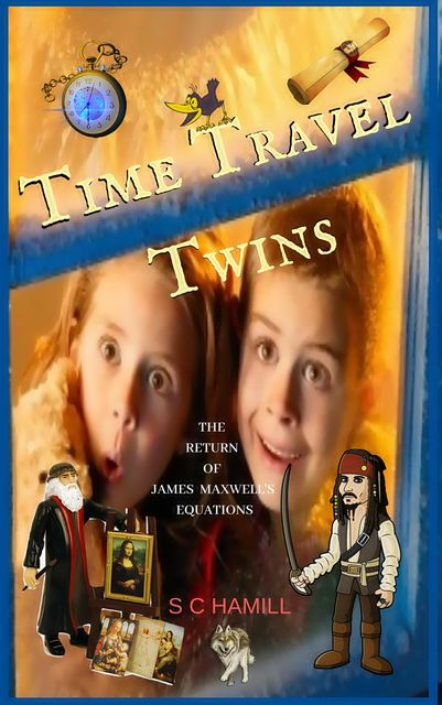 Time Travel Twins, S.C. Hamill