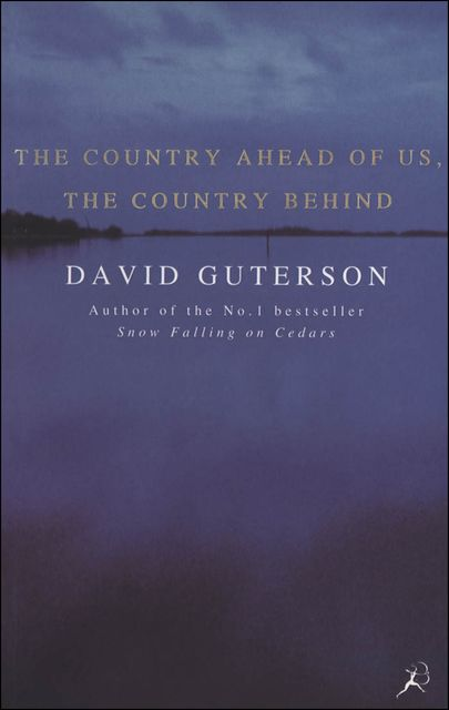 The Country Ahead of Us, the Country Behind, David Guterson