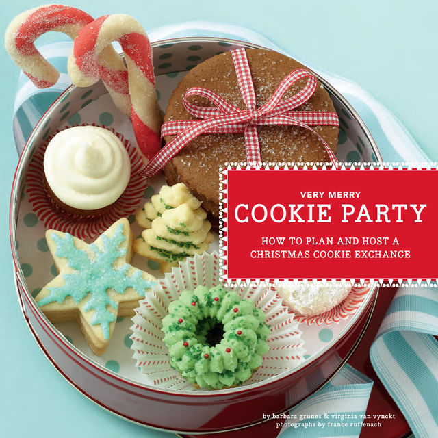 Very Merry Cookie Party, Barbara Grunes