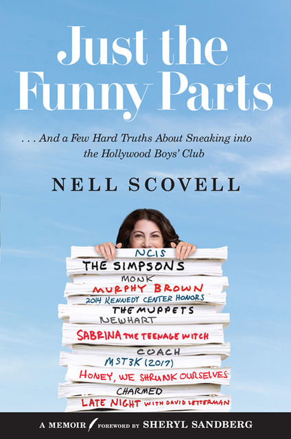 Just the Funny Parts, Nell Scovell