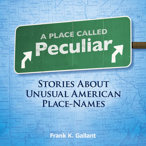 A Place Called Peculiar, Frank K.Gallant