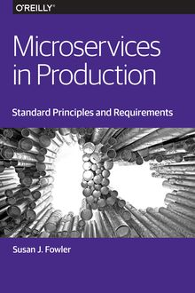 Microservices in Production, Susan Fowler