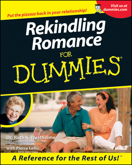 Rekindling Romance For Dummies, Ruth K.Westheimer