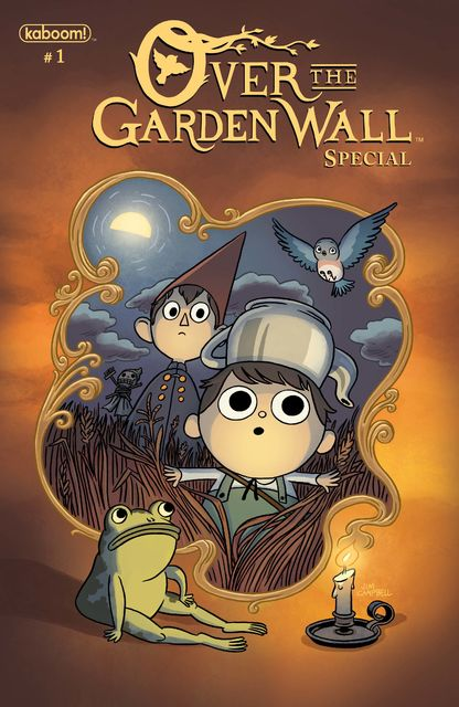 Over the Garden Wall Special Issue 1, Pat McHale