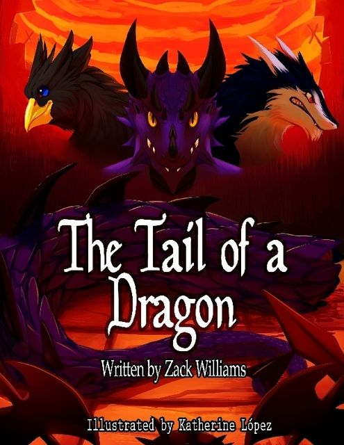 The Tail of a Dragon, Zachary Williams