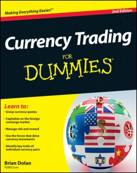 Currency Trading For Dummies, Brian Dolan