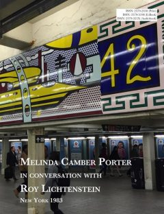 Melinda Camber Porter In Conversation With Roy Lichtenstein, Melinda Camber Porter, Roy Lichtenstein