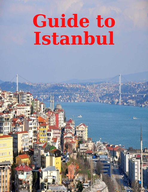 Guide to Istanbul, World Travel Publishing