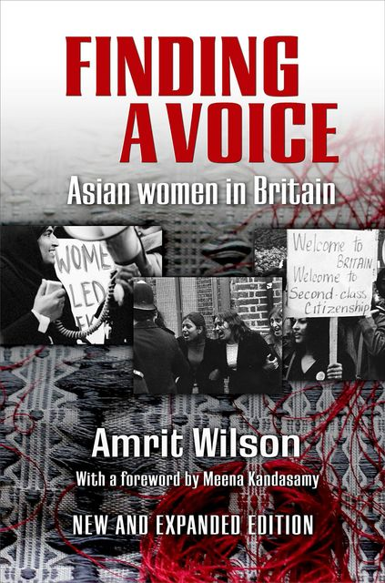 Finding a Voice, Amrit Wilson