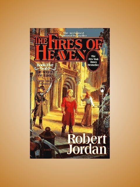 The Wheel of Time. Book 5. The Fires of Heaven, Robert Jordan