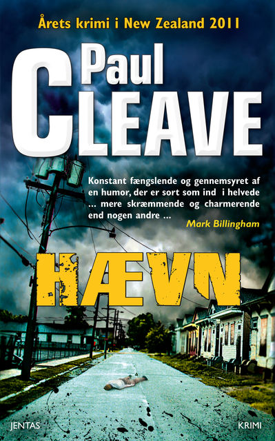 Hævn, Paul Cleave