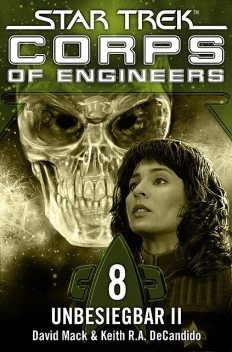 Star Trek – Corps of Engineers 08: Unbesiegbar 2, Keith R.A.DeCandido, David Mack