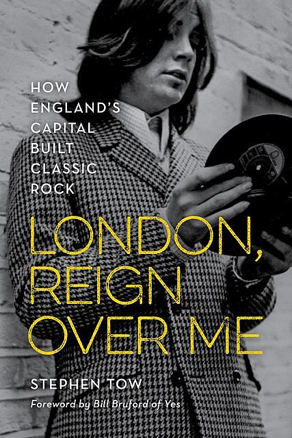London, Reign Over Me, Stephen Tow