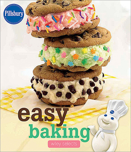 Pillsbury: Easy Baking, Pillsbury Editors