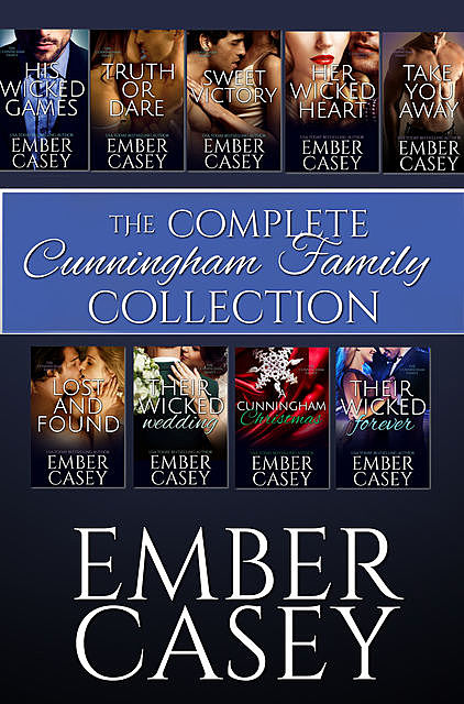 The Complete Cunningham Family Collection, Ember Casey