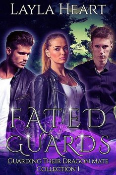 Fated Guards, Layla Heart