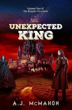 The Unexpected King, A.J. McMahon