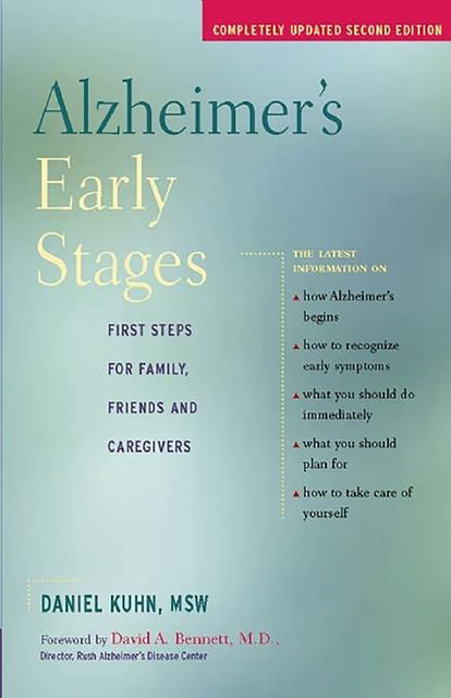 Alzheimer's Early Stages, Daniel Kuhn