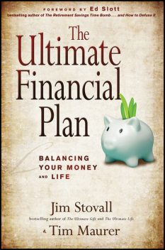 The Ultimate Financial Plan, Jim Stovall, Tim Maurer