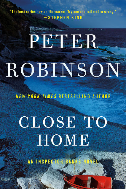 Close To Home (aka The Summer That Never Was), Peter Robinson