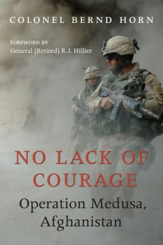 No Lack of Courage, Colonel Bernd Horn