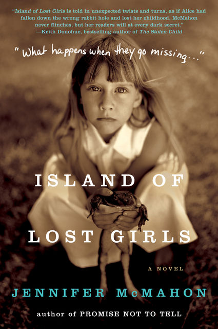Island of Lost Girls, Jennifer Mcmahon