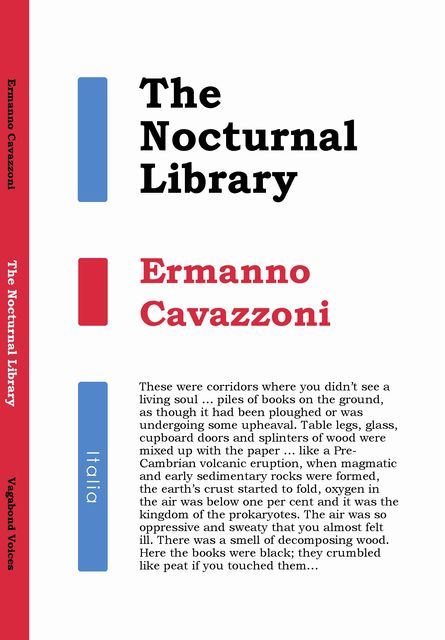 The Nocturnal Library, Ermanno Cavazzoni