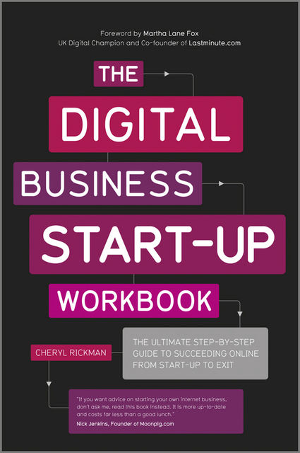 The Digital Business Start-Up Workbook, Cheryl Rickman