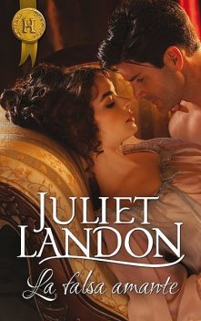 La falsa amante, Juliet Landon