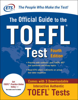 Official Guide to the TOEFL Test, Educational Testing Service