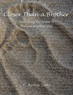 Closer Than a Brother, Frank Barton Davis