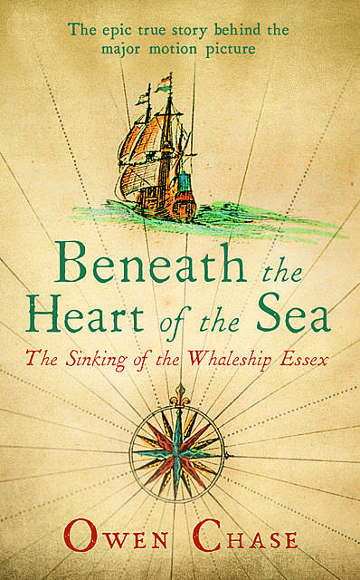 Beneath the Heart of the Sea, Owen Chase