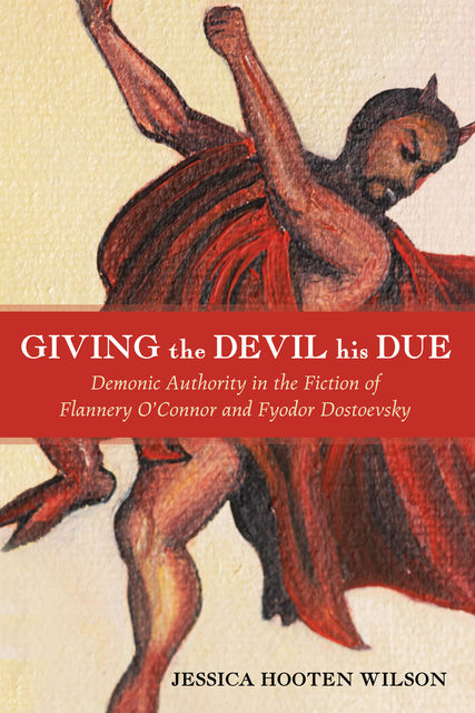 Giving the Devil His Due, Jessica Wilson