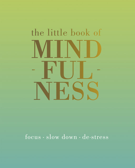 The Little Book of Mindfulness, Tiddy Rowan