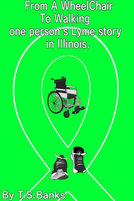 From a wheelchair to walking one person's Lyme story in Illinois, T.S. Banks