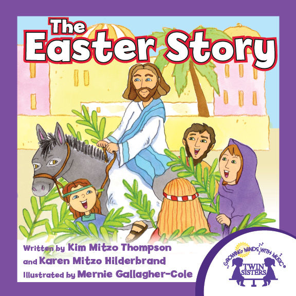 The Easter Story, Kim Thompson
