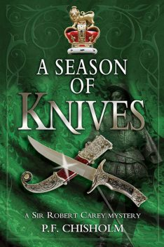 A Season of Knives, P.F.Chisholm